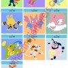 WuBu Guess The Pokemon Level 181-190 Answers