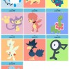 WuBu Guess The Pokemon Level 191-200 Answers