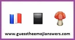 Guess The Emoji Level 52-6