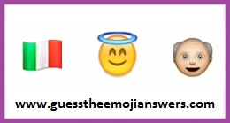 Guess The Emoji Level 83-5