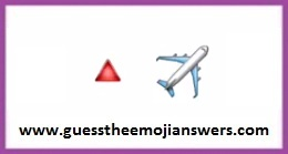 Guess The Emoji Level 84-1
