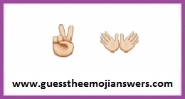 Guess The Emoji Level 84-6