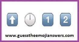 Guess The Emoji Level 84-8