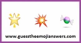 Guess The Emoji Level 85-2