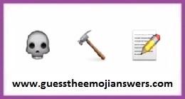 Guess The Emoji Level 90-4