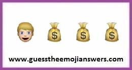 Guess The Emoji Level 92-9