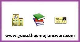 Guess The Emoji Level 96-9