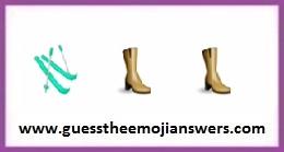 Guess The Emoji Level 97-8