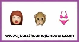 Guess The Emoji Level 98-4