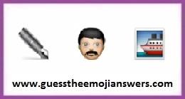 Guess The Emoji Level 98-7