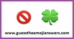 Guess The Emoji Level 98-9