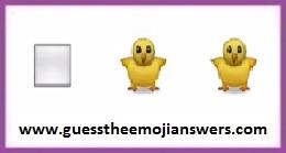 Guess The Emoji Level 99-7