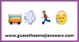 Guess The Emoji Level 101-1