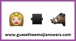 Guess The Emoji Level 101-5