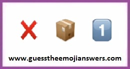 Guess The Emoji Level 53-1