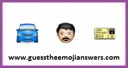 Guess The Emoji Level 55-2