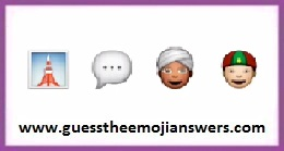 Guess The Emoji Level 55-3