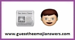Guess The Emoji Level 103-2