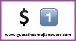 Guess The Emoji Level 105-9