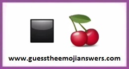 Guess The Emoji Level 106-2
