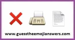 Guess The Emoji Level 106-3