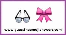 Guess The Emoji Level 106-9