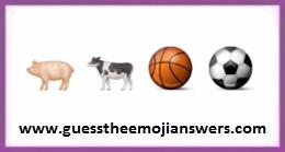 Guess The Emoji Level 107-6