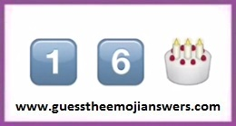 Guess The Emoji Level 110-4