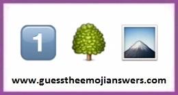 Guess The Emoji Level 111-2