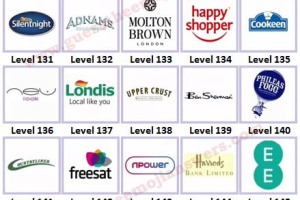 Logo Quiz UK Brands Answers126