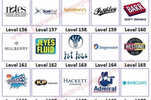 Logo Quiz UK Brands Answers151