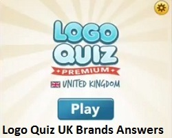 Logo Quiz United Kingdom (UK) Brands Answers