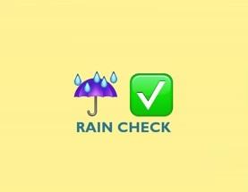guess up emoji umbrella check mark answers