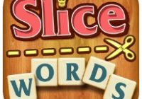 Slice Words Speed Answers and Cheats